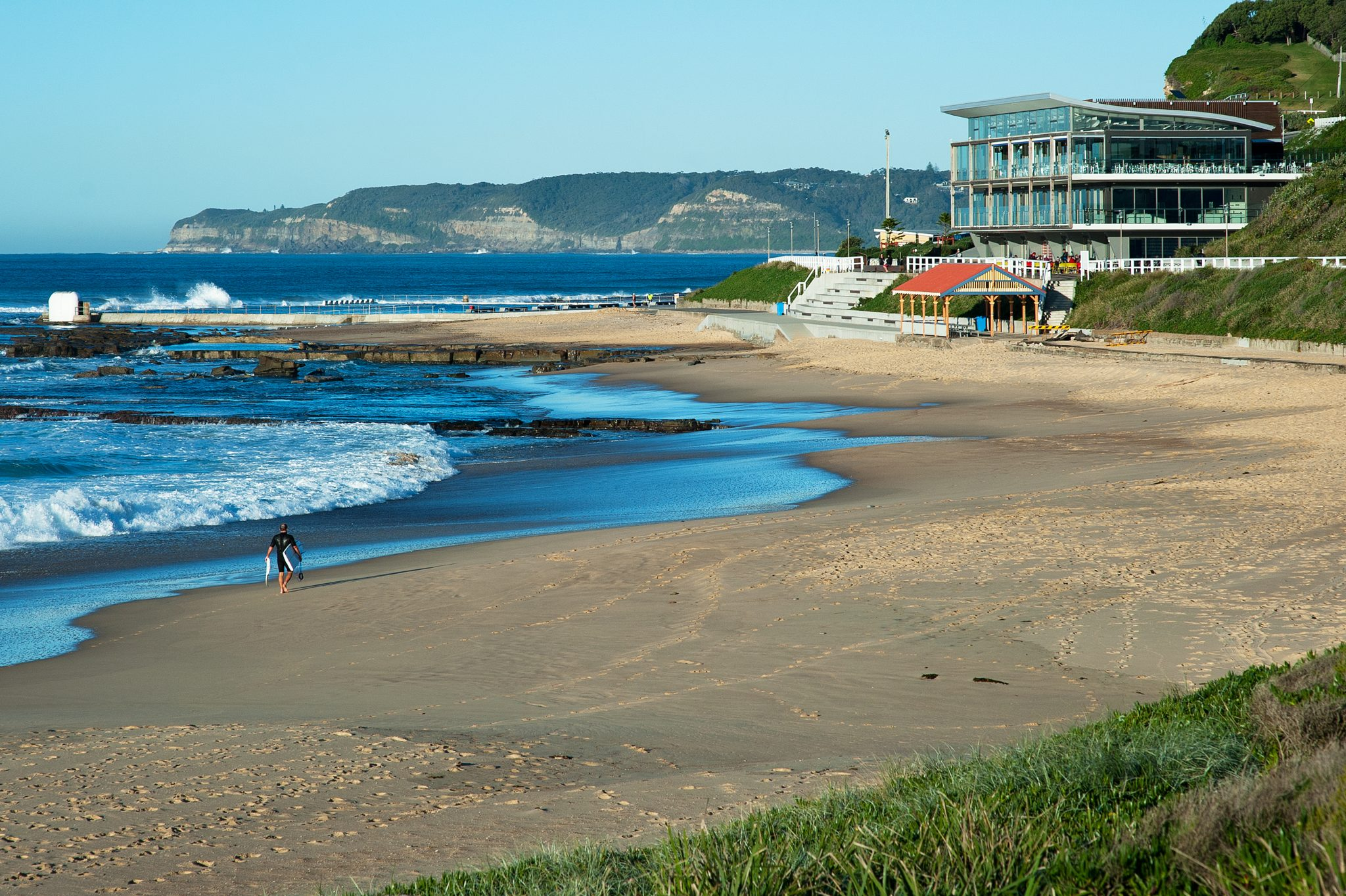photo of Merewether Beach Newcastle