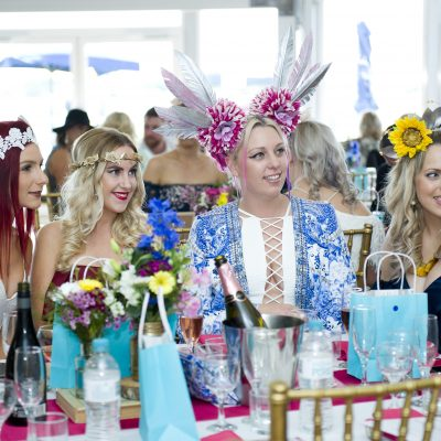 Ladies Day at the Spring Carnival Races, Newcastle Racecourse