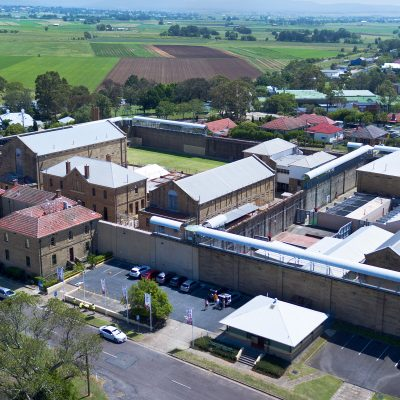 Maitland Gaol, Maitland, New South Wales
