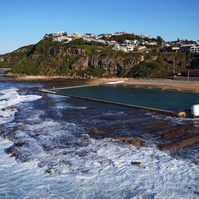 Merewether Baths, Newcastle, New South Wales