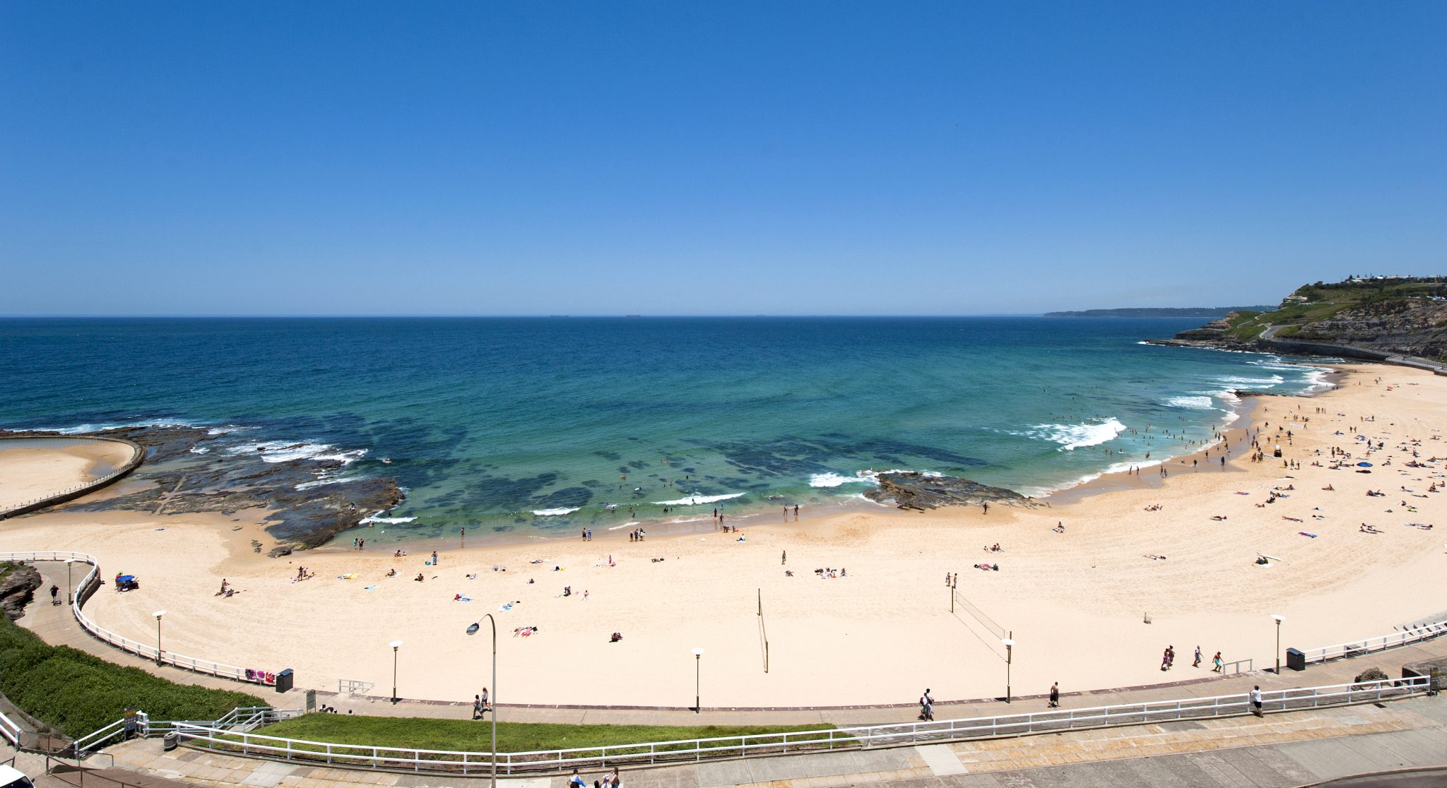 Photo of Bar beach in Newcastle